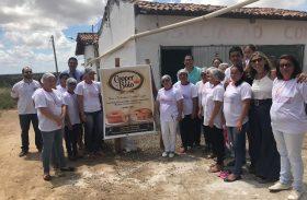 Auditores do TCU se encantam com o projeto Viva as Marias de Palmeira