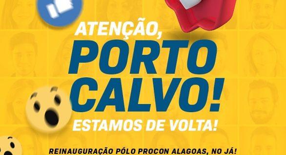 Procon Alagoas reativa polo de atendimento na cidade de Porto Calvo