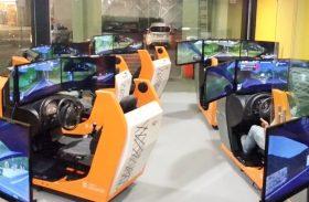 Alagoas ganha centro de simulador de direção, no Maceió Shopping