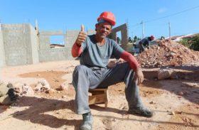 Obras municipais garantem mais de 100 empregos em Marechal Deodoro