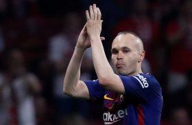 Ídolo do Barcelona, Iniesta revela ter sofrido com depressão