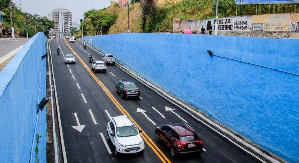 Serviços de sinalização avançam nas vias de Maceió