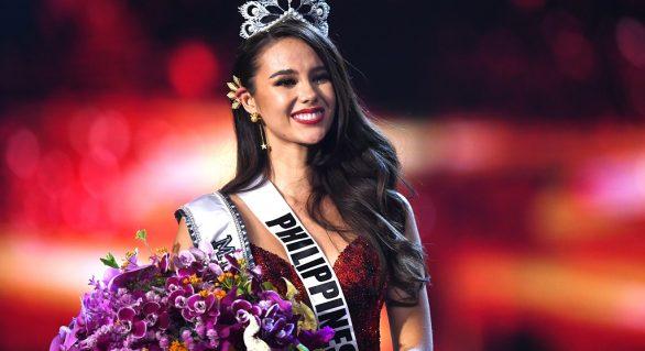 Candidata das Filipinas é a Miss Universo 2018