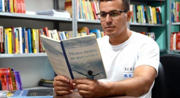 Reeducando de Alagoas vence concurso de redação da Defensoria Pública da União