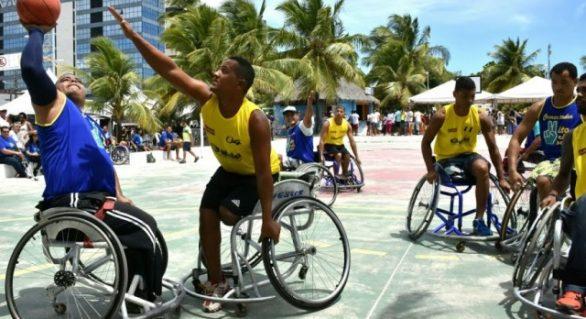 Caminhada marca o Dia da Pessoa com Deficiência
