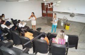 Equipe do IML de Maceió recebe instrução sobre Rede de Atenção à Vítima de Violência Sexual