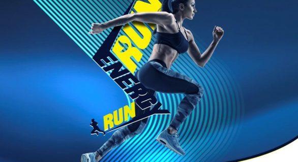 Energy Run: retirada dos kits e mudança de local da corrida