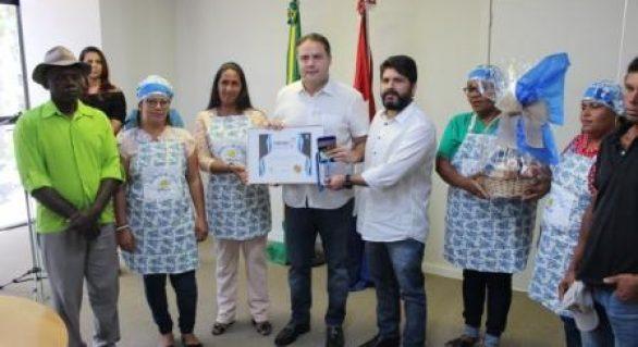 Governador Renan Filho recebe comenda da CPLA
