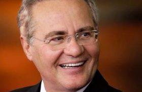 Renan Calheiros fala sobre possível candidatura à presidência do Senado, em entrevista