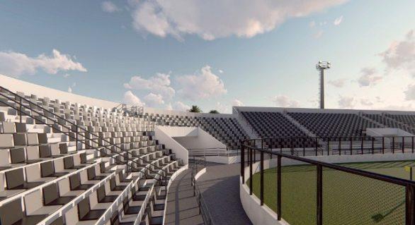 Obra de reforma do estádio Fumeirão em Arapiraca terá início dia 7 de janeiro