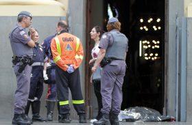 Ataque dentro da Catedral deixa ao menos seis mortos em Campinas