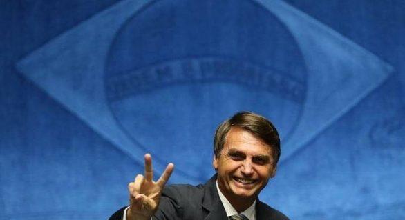 Bolsonaro se reúne com autoridades norte-americanas após a posse