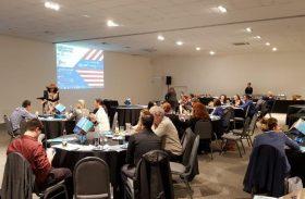 Sedetur e ABIH-AL promovem destino Alagoas em Montevidéu, no Uruguai