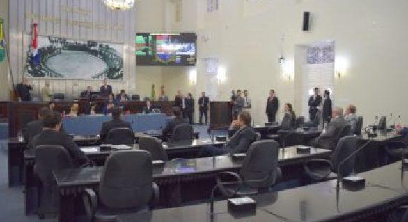 Orçamento do Estado é aprovado com R$ 9,8 bi para 2019