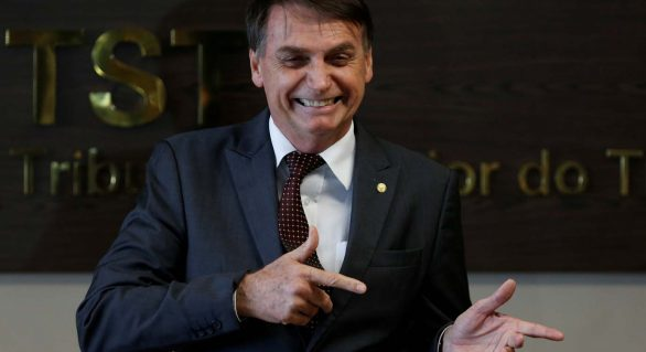 Bolsonaro diz que pena de morte não será debatida em seu governo