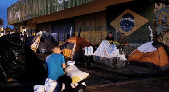 Interventor é desautorizado por Temer a conter entrada de venezuelanos