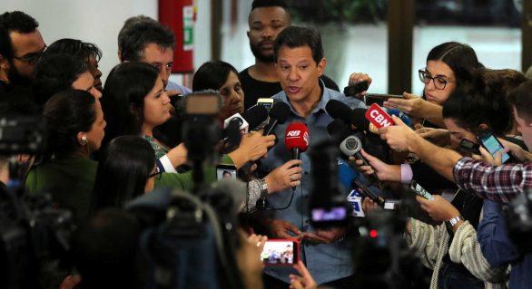 Haddad é condenado a pagar R$ 79 mil de indenização a Edir Macedo