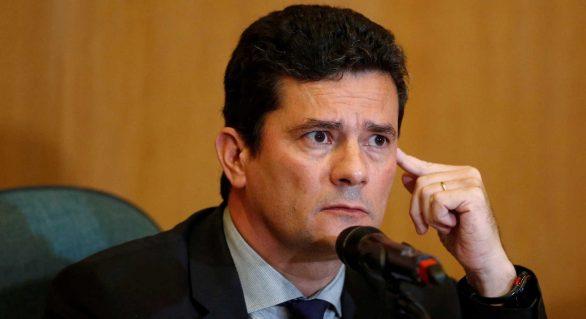 Cansei de levar bola nas costas, diz Moro sobre ida para o Executivo