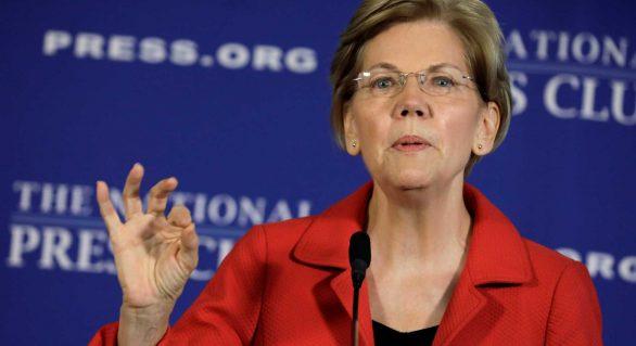 Elizabeth Warren anuncia candidatura à Presidência dos EUA em 2020