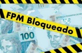 Receita Federal bloqueia FPM de 14 municípios alagoanos