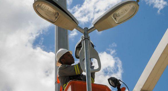Isentos da taxa de iluminação passam de 98 mil no último mês do ano