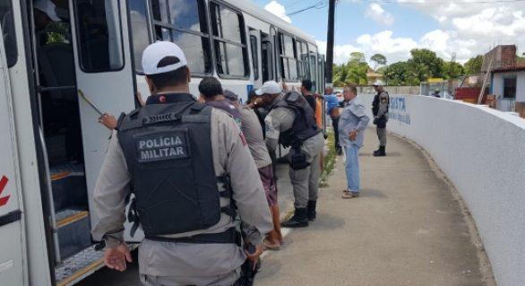 Assaltos a ônibus na capital têm redução histórica em 2018, com queda de 38% nas ocorrências