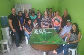 CPLA participa de reunião com deputada sobre a agricultura familiar em AL
