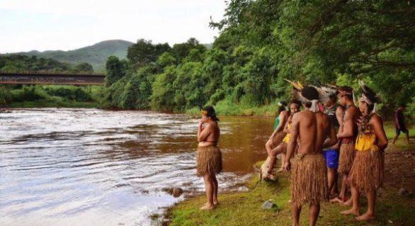 Funai dará apoio a índios que vivem perto de barragem rompida