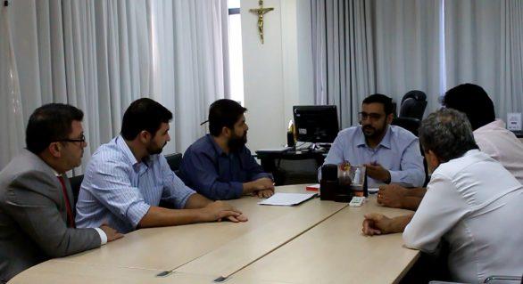 CPLA apresenta programa do leite ao novo secretário de Gabinete Civil do Governo do Estado