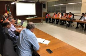 Simulação de evacuação está programada para o dia 23 de fevereiro no Pinheiro
