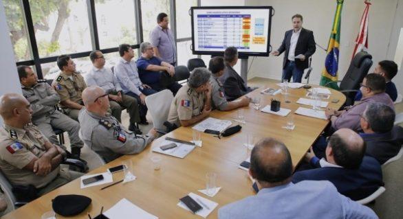 Governo do Estado vai entregar mais sete Centros Integrados de Segurança até junho