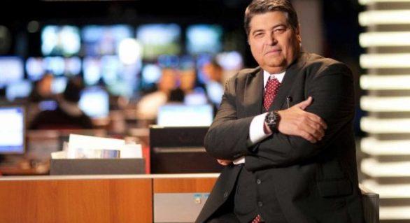 Jornalista Datena é processado por assédio sexual