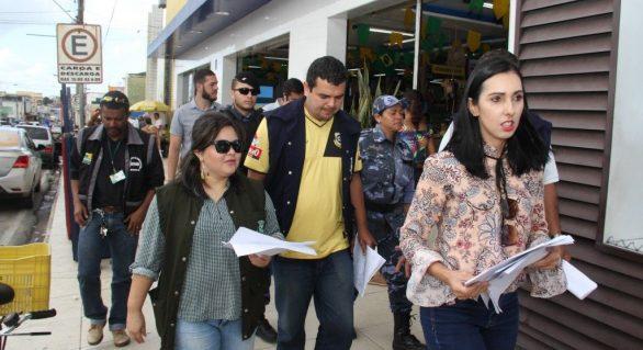 Prefeitura de Arapiraca inicia na quarta-feira nova fiscalização com ambulantes
