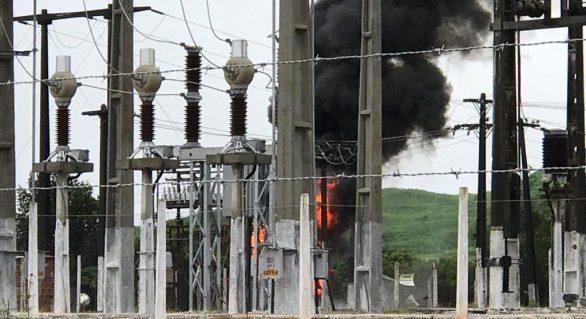 Incêndio em Porto Calvo e ruas alagadas em Maragogi, Japaratinga e Milagres