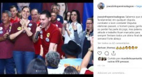 Após demissão do irmão no governo de RF Joãozinho Pereira desabafa em suas redes sociais