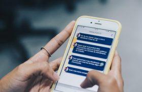Assistente virtual de empresa alagoana realiza mais de 60 mil atendimentos por mês; veja como utilizar