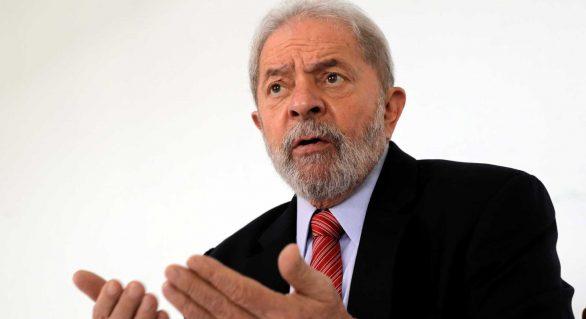 Lula classifica discurso de Bolsonaro na posse de vazio