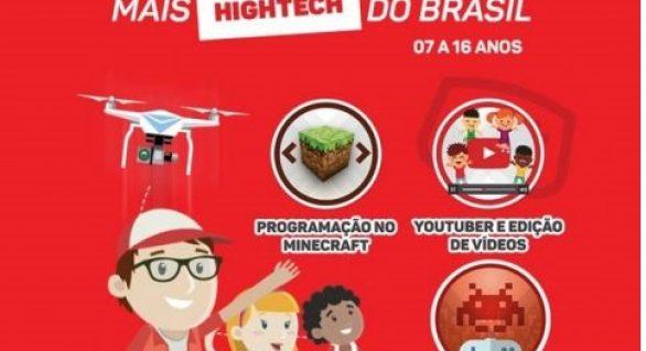 Maceió shopping promove super férias para criançada