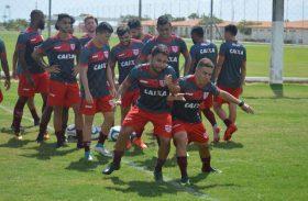 CRB quer recuperar confiança contra o Coruripe e voltar a ganhar títulos