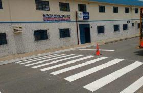 Prefeitura de Maceió segue com trabalhos de sinalização das vias