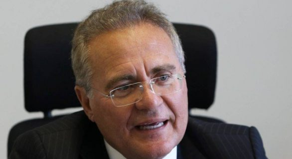 Renan Calheiros diz que futuro presidente do Senado precisa saber dialogar com Bolsonaro