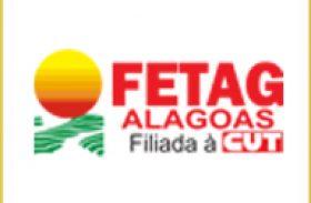 Fetag-AL representa agricultura alagoana em Seminário Internacional