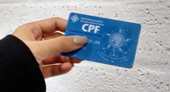 Inscrição de CPF pode ser feita nos Correios