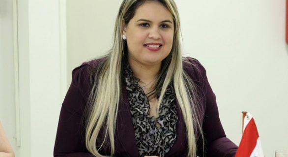 Volta de Mellina Freitas à Secretaria da Cultura é confirmada pelo Palácio dos Palmares