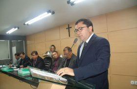 Vereador cobra conclusão de creche em Arapiraca