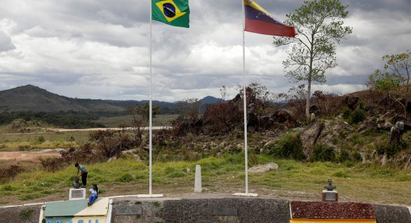 Brasil condena violência nas fronteiras com a Venezuela