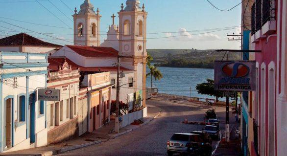Penedo é considerada a 27ª cidade mais bela do Brasil