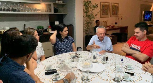 Família Pereira inicia migração para partido que faz oposição a Renan Filho
