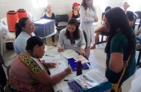 Unidade Aliomar Lins promove ações de saúde para a população