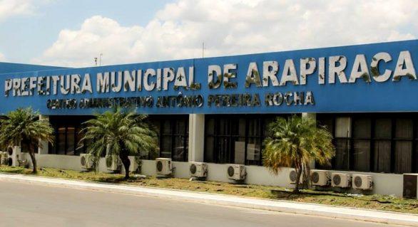 Prefeitura de Arapiraca abre PSS com mais de 660 vagas para quadro de pessoal do Município